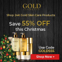 goldelements-usa.com Save 55% OFF Site Wide, Use Code: GOLDS55