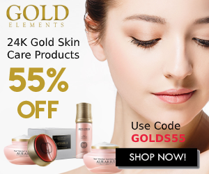 GoldElements-usa.com Save 55% OFF Site Wide with the Code GOLDS55