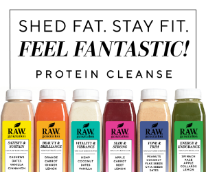 Raw Generation - Protein Cleanse
