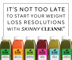 Raw Generation - Skinny Cleanse