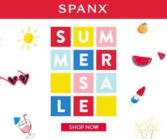 SPANX Summer Sale
