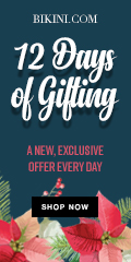 Bikini.com 12 Days of Gifting