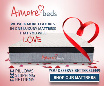 Amore Beds - We Pack More Features In One Luxury Mattress That You Will Love