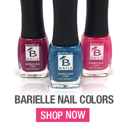 Shop Barielle's nail polish shades with Prosina. Strengthen nails while adding color. Over 100 shades!
