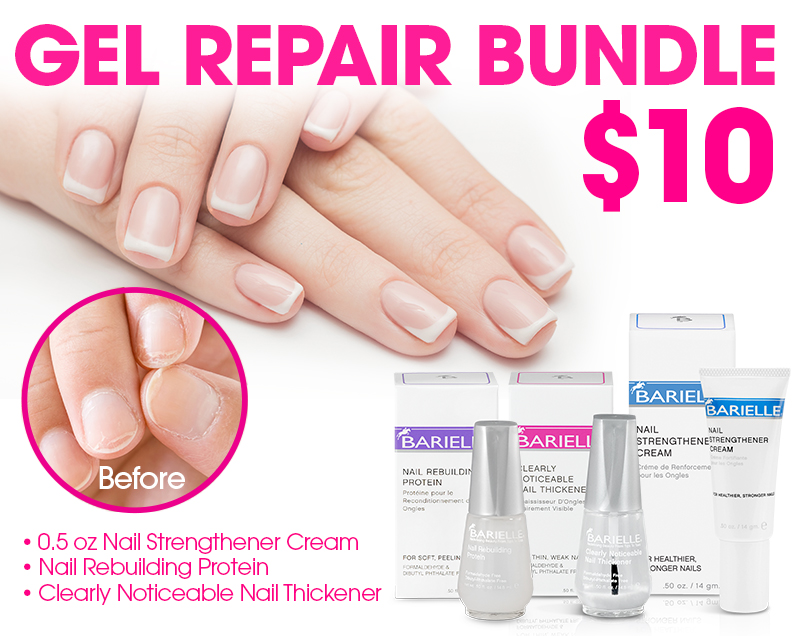 Barielle Gel Repair Bundle