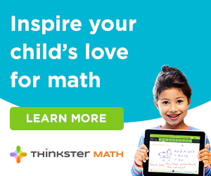 Inspire your child's love for math