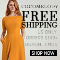 FREE SHOPPING Orders $149+ Coupon: CMUS (US ONLY)