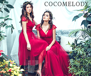 CocoMelody Wedding and Bridesmaid Dresses