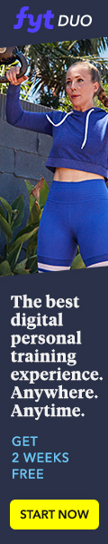 14 Day Free Trial with Fyt Duo! The Best Digital Personal Training Experience!