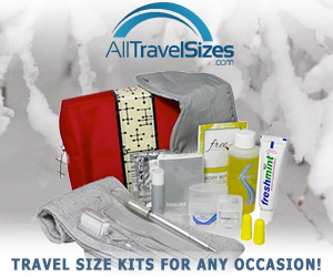Travel Size Kits for Any Occasion!