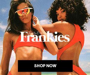 Frankies Bikinis Spring Designer Swimwear