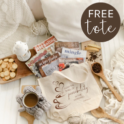 Free Tote Bag with Subscription