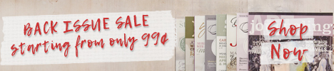 Stampington's Annual Back Issue Sale