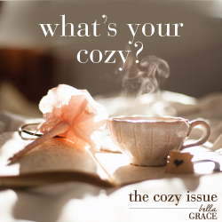 What's your cozy?