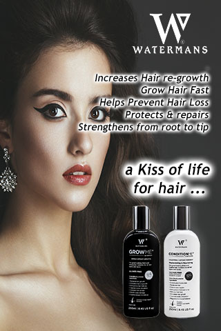 Hair growth shampoo for women