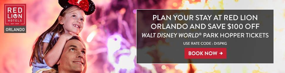 Red Lion Disney World