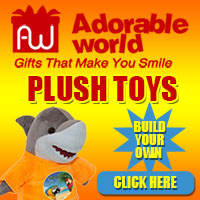 Adorable World Custom Plush Manufacturing