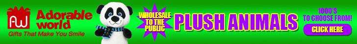 Adorable World Wholesale Plush