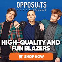 OppoSuits Deluxe Blazers