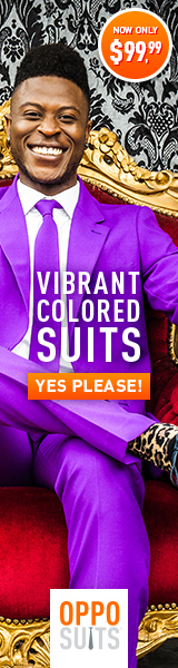 OppoSuits Solid Colored Suits