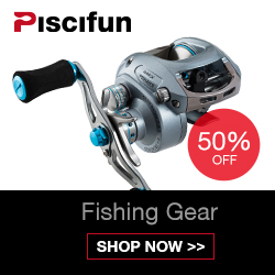 Piscifun Fishing Gear