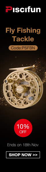 Fly Fishing Tackle Sale - 10% OFF