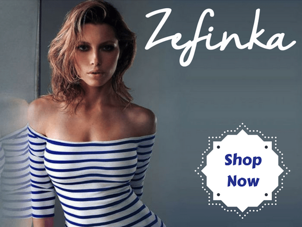 Zefinka Online Store