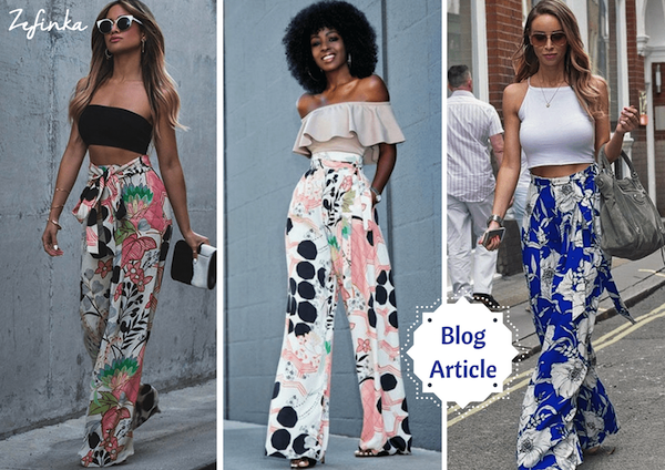6 Style Tips On How To Wear Palazzo Pants