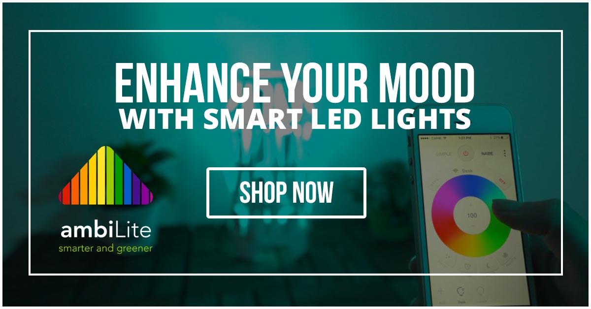 Ambilite WiFi LED Light Bulb