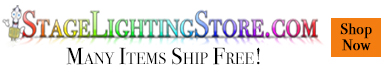 Stage Lighting Store Coupon Code