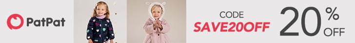 PatPat -Daily Deals for Moms & Kids