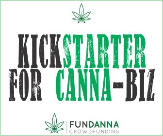 KickStarter for Canna-biz