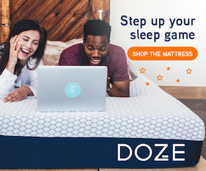 the doze mattress coupon