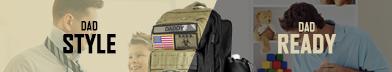 Tactical Dad Packs Coupon Code