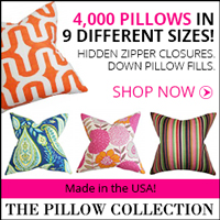 4,000 Pillows in 9 Different Sizes