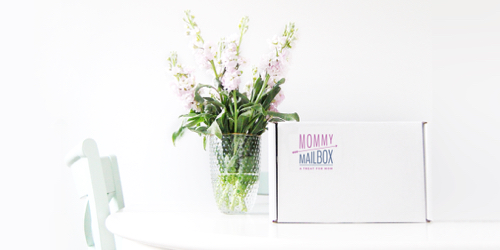 mommy mailbox monthly subscription box
