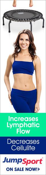 Increases Lymphatic Flow; Decreases Cellulite