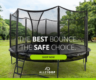 The Best Bounce. The Safe Choice.