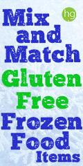 Gluten Free Frozen Foods