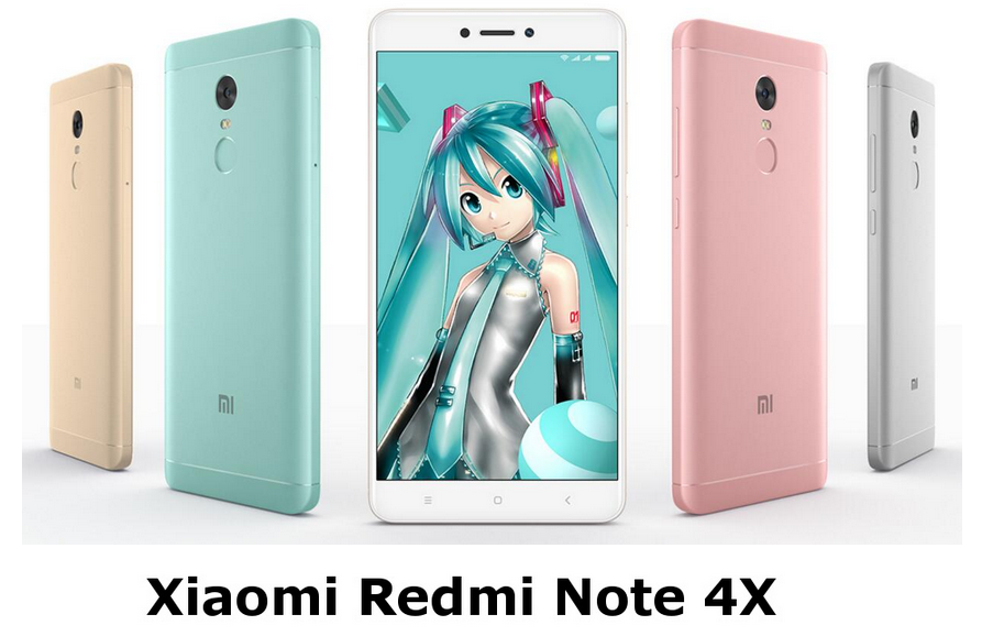 Xiaomi Redmi Note 4X super deals   19%off