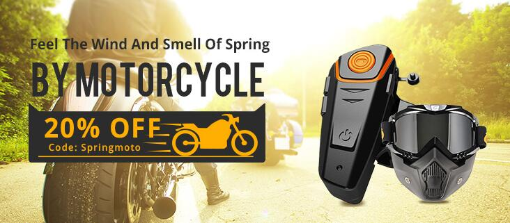 Motorcycle Accessories coupon   20%OFF