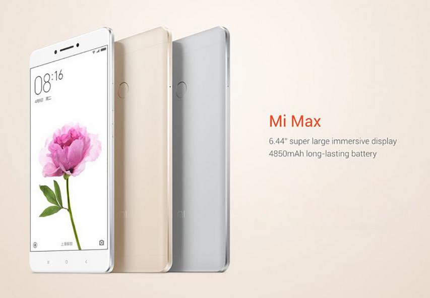 Xiaomi mi max 128G super deals    27%OFF
