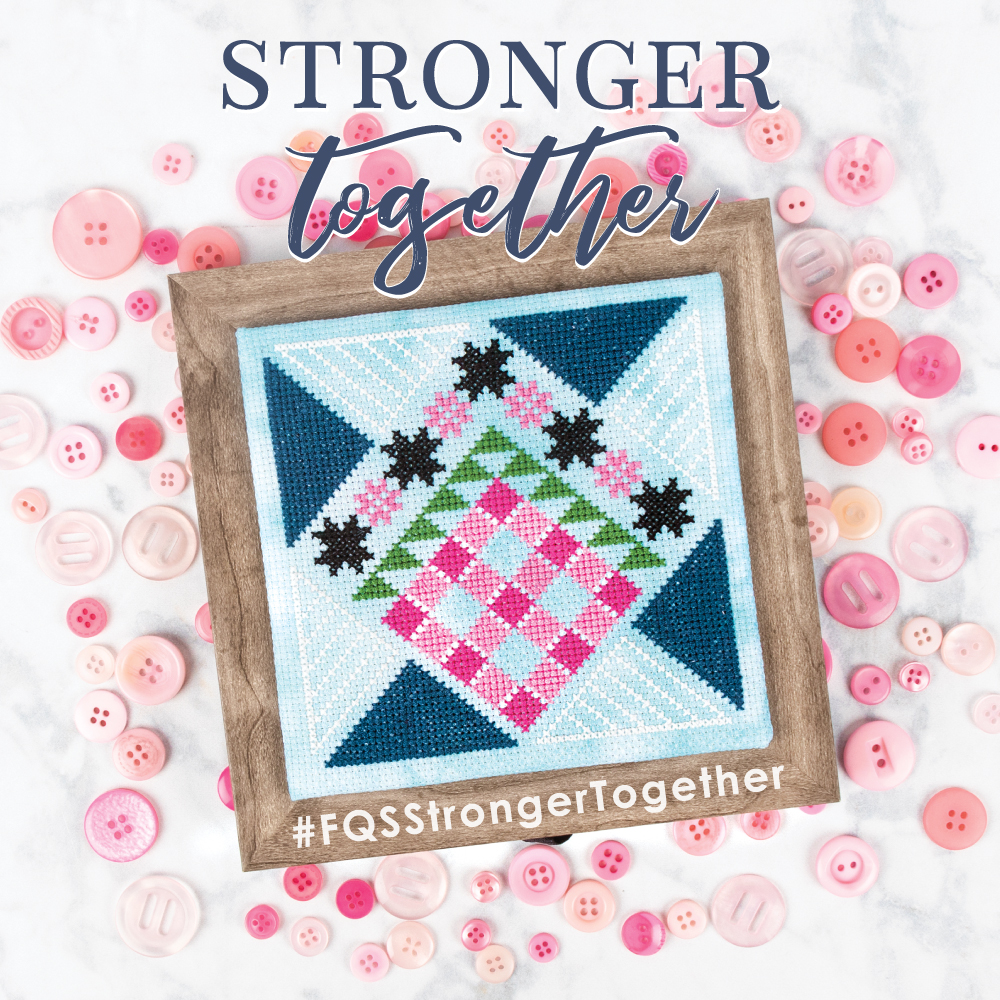 Stronger Together Stitch Along