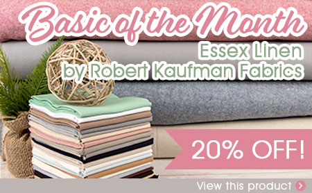 Essex Linen - Basic of the Month
