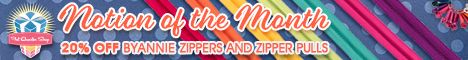 Fat Quarter Shop's Notion of the Month Sale