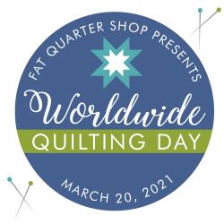 Worldwide Quilting Day 2021