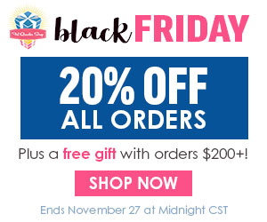 Fat Quarter Shop Black Friday Sale 2018