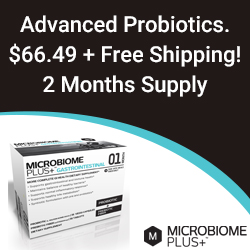 Microbiome Plus banner