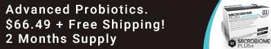 advances probiotics banner