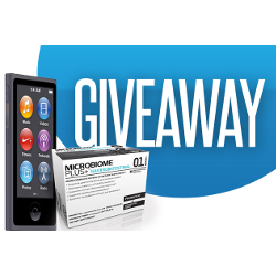 iPod and Probiotic Giveaway
